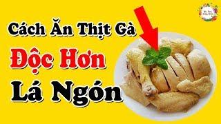 99% người Việt đang HỦY HOẠI SỨC KHỎE của chính mình chỉ vì thói quen tai hại này