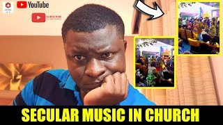 EKOW REACTS - IS IT A DISCO OR A CHURCH REACTION