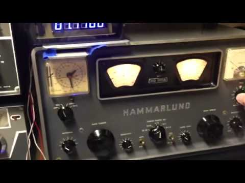 Hammarlund HQ-100A with q-mult