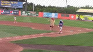 Abner Doubleday Plays Kickball