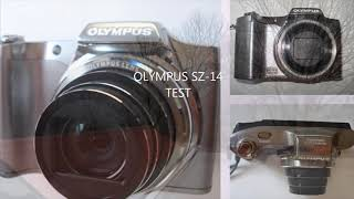 Olympus SZ-14 camera test with sample photos and video