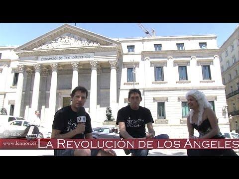 LA REVOLUCION DE LOS ANGELES Revista Lennon Enfermos terminales asesinan politicos corruptos