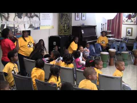 Ile Omode School,  Teacher Presentation 2012