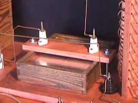 1921 Spark Gap Transmitter / Ham Radio
