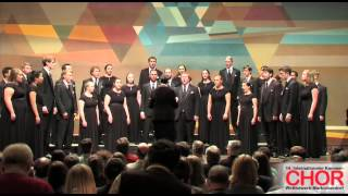 Vaclovas Augustinas: Tykus, Tykus - University of Oregon Chamber Choir, Dir. Sharon J. Paul