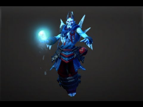 Dota 2 Store - Eldritch Ice Set- Lich