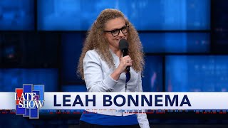 Leah Bonnema Performs Stand Up