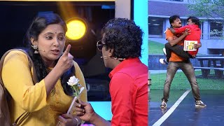 Thakarppan Comedy | Campus romance...!  | Mazhavil Manorama