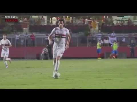 PH Ganso - Gol #12 | São Paulo 2x1 Bahia | Brasileirão 2014