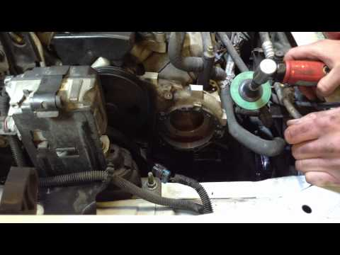 2003 Chevy Malibu Water Pump 3.1