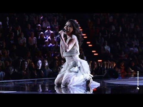 Sabrina Batshon sings Empire | The Voice Australia 2014