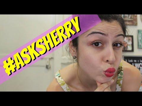 #AskSherry || Skin Secrets, Tiger Shroff, Embarrassing Moments N More!!!