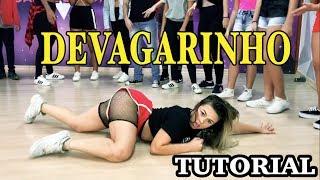 Devagarinho - Luisa Sonza ( TUTORIAL ) Cleiton Oliveira / IG: @CLEITONRIOSWAG