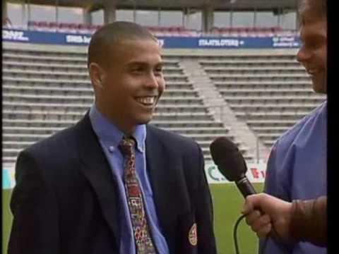 Ronaldo - PSV Eindhoven (1994/1996) Video