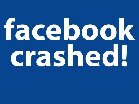 The Great Facebook Crash Of 2010