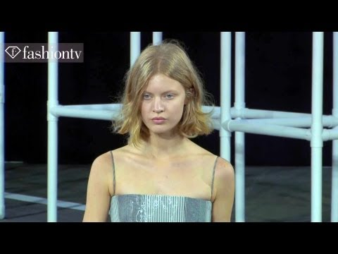 Alexander Wang Spring/Summer 2014 Show   New York Fashion Week NYFW   FashionTV