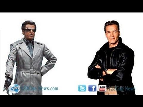 Arnold out of Endhiran 2?  123 Cine news   Tamil Cinema news Online