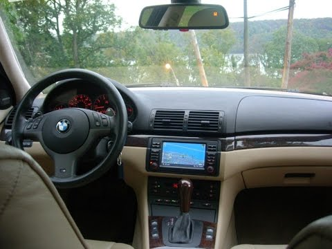 E46 Bmw 330i Full Oem Navigation Sirius Aux Ipod Retrofit