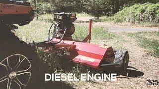 Flail Mower - Diesel