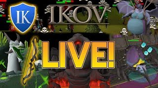 🔴Ikov RSPS | Chucking the Entire Bank to rebuild...+ GIVEAWAYS🔴