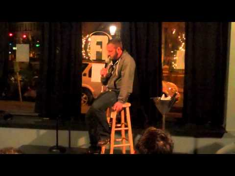 Comedian Rory Scovel comes to Athena's in Asheville NC