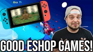 7 GOOD Nintendo Switch eShop Games WORTH Playing! | RGT 85