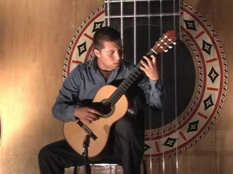 El Abejorro por Emilio Pujol - IV Festival de Guitarra