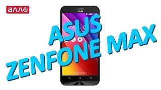 Видео-обзор смартфона Asus Zenfone Max ZC550KL