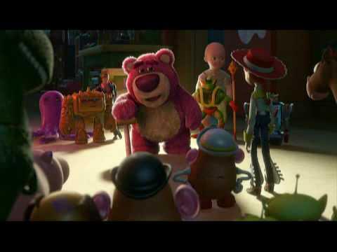 Toy Story 3 - Trailer Latino (2010)
