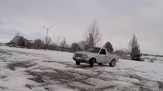 Drifting in Tri-Cities WA | BROKEN STI WING!!!!