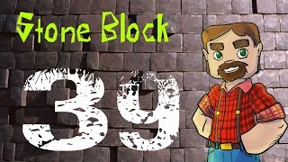 Minecraft StoneBlock Mod Pack : Episode 39: HDPE Plastic Sheets!