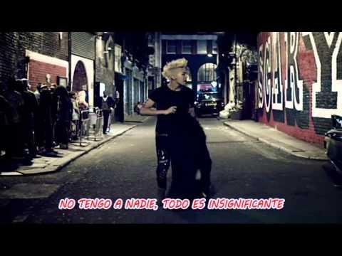 G Dragon   삐딱하게 Crooked)   Sub EspaÑol video