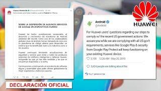 Huawei RESPONDE a sus Usuarios - Esto es lo que va a pasarar con tu TELÉFONO! Nuevo Kirin OS?
