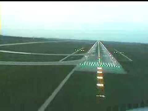 Approach Vienna Runway 34 / A320 #1