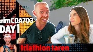 HALF IRONMAN Coeur D'Alene 70.3 2018 day 1: No Triathlon Kim ASK ME ANYTHING
