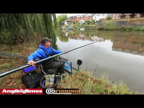 River float fishing for big roach and perch