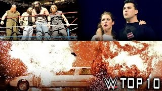 10 INSANE WWE Storylines That NEARLY Happened