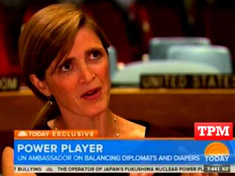Samantha Power Says She Regrets Calling Hillary Clinton A 'Monster'