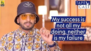 Ranveer Singh On Dealing With Failure