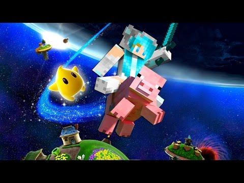 Minecraft Mario Galaxy - El ataque de las tortugas (Ep1)