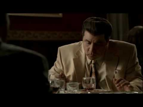 The Sopranos - Gerry whacked Video