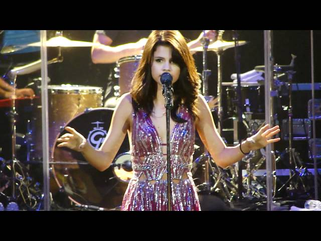 Hit the Lights- Selena Gomez Concert 7/24/11 O.C. Fair
