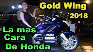 LA MOTO MAS CARA DE HONDA - GOLD WING 2018 / BLITZ RIDER