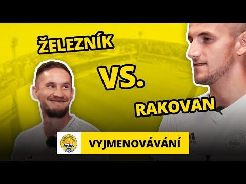 Vyjmenovávání ve Zlíně: Lukáš Železník a Matej Rakovan