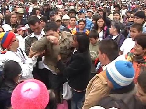 SORACÁ  ROSARIO Y MISA DE SANACIÓN