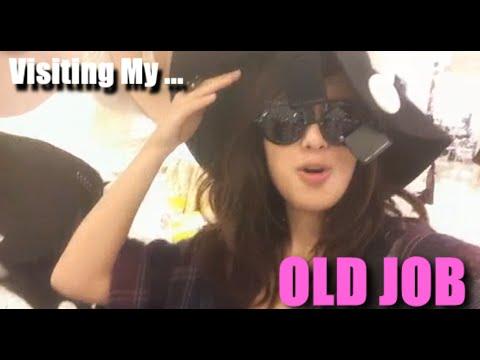 MY OLD JOB... | VLOG