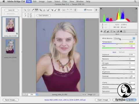 Two Ways to Open a JPG with Adobe Camera Raw Directly
