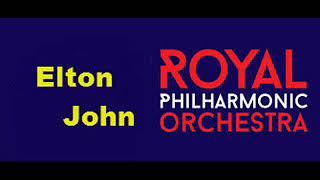 The Royal Philharmonic Orchestra Play Elton John