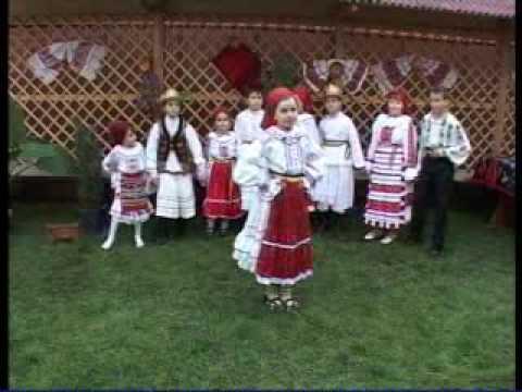 Georgiana Vesa – cantec popular I