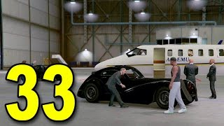 Grand Theft Auto V First Person - Part 33 - Z-Type Delivery (GTA Walkthrough)